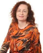 Portraitfoto Ilse Harrich