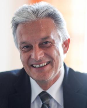 Portrait Amtsleiter Günther Schuster