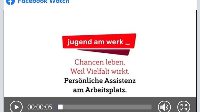 Imagevideo_PAA, © Jugend am Werk Salzburg GmbH